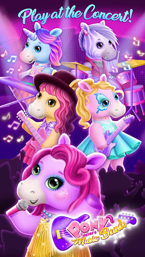 Pony Sisters Pop Music Band - Play, Sing & Design screenshots 6