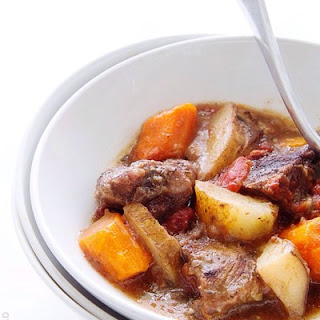 Slow Cooker Caribbean Beef Stew
