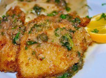 Lemon Chicken Piccata Recipe