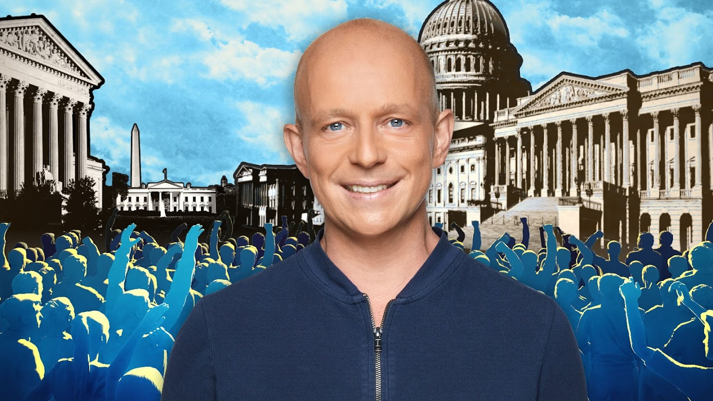 Watch The Next Revolution With Steve Hilton live