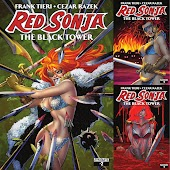 Red Sonja: Black Tower