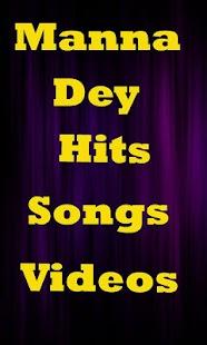 Manna Dey Hit Songs Videos - náhled