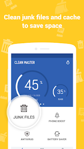 Clean Master (Boost & AppLock) v5.14.2 build 51426820