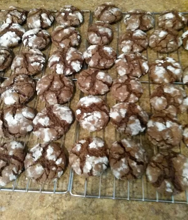 Chocolate Snickerdoodles By Freda Recipe