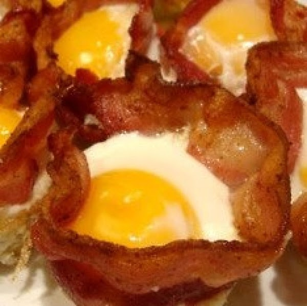 Bacon 'n Egg Cups Recipe