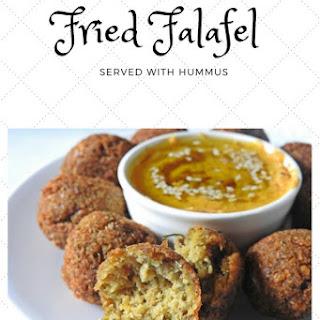Falafel-Popular Falafel with Chickpeas.