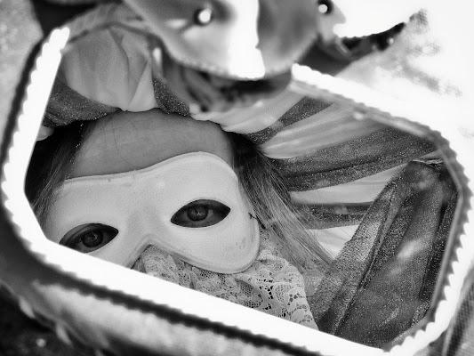 The mask di alessandroaccossato
