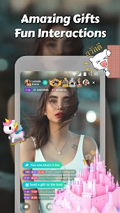 Kitty Live Streaming – Random Video Chat 3.5.0.2 APK Mod Updated 1