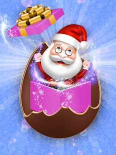 Santa Christmas Surprise Eggs - náhled