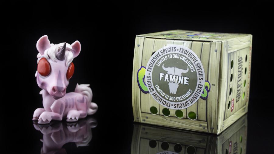 Famine Cryptkins: Series 2 vinyl figure