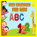 Free Education For Kids icon