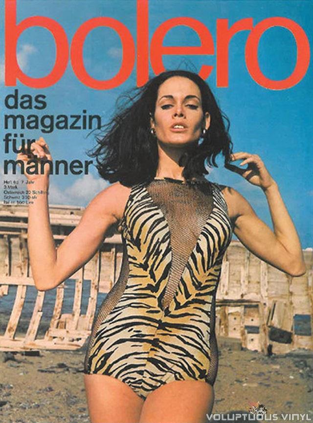 Martine Beswicke Bolero Magazine
