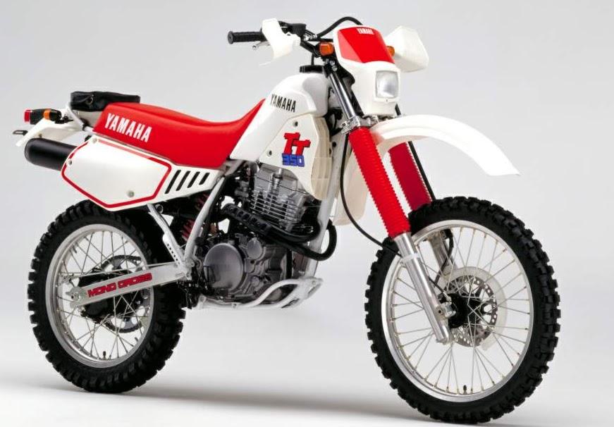 Yamaha TT 350-manual-taller-despiece-mecanica