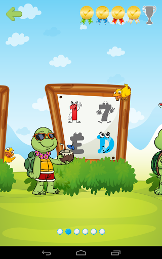 Kids Garden: Learn Alphabet, Numbers & Animals  screenshots 14