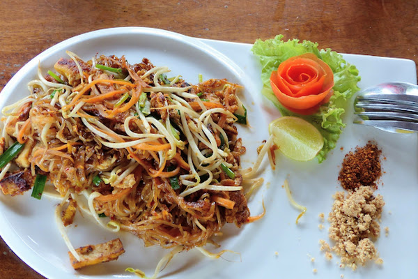 Learn to cook the original Pad Thai