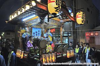 Photo: 【平成24年(2012) 宵宮】  囃子連の子供たちの演舞。