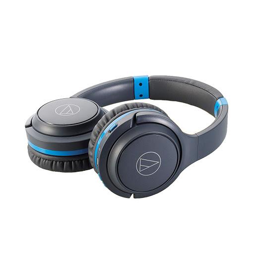 Tai nghe Audio Technica ATH-S200BTBL-5