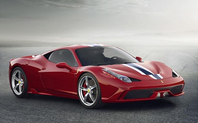 Ferrari America Tab