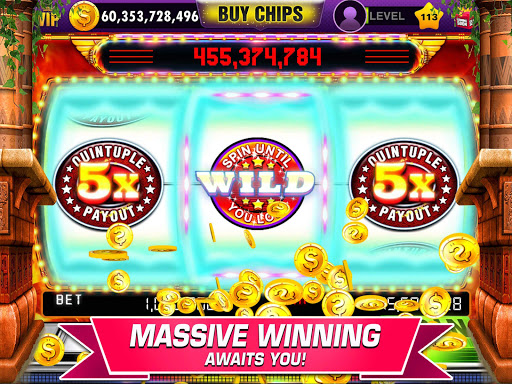 Slots : FREE Vegas Slot Machines - 7Heart Casino! 1.71 screenshots 19