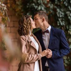 Wedding photographer Lena Drobyshevskaya (lenadrobik). Photo of 26.10.2017