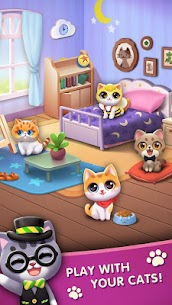 Cat Diary: Idle Cat Game – Mod (Unlimited Money) 2