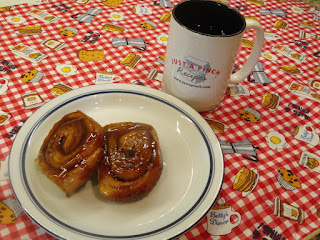 Overnight Sticky Buns Recipe