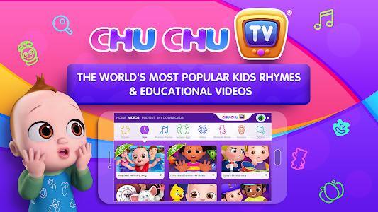 ChuChu TV Nursery Rhymes Videos Pro - Learning App 2.3