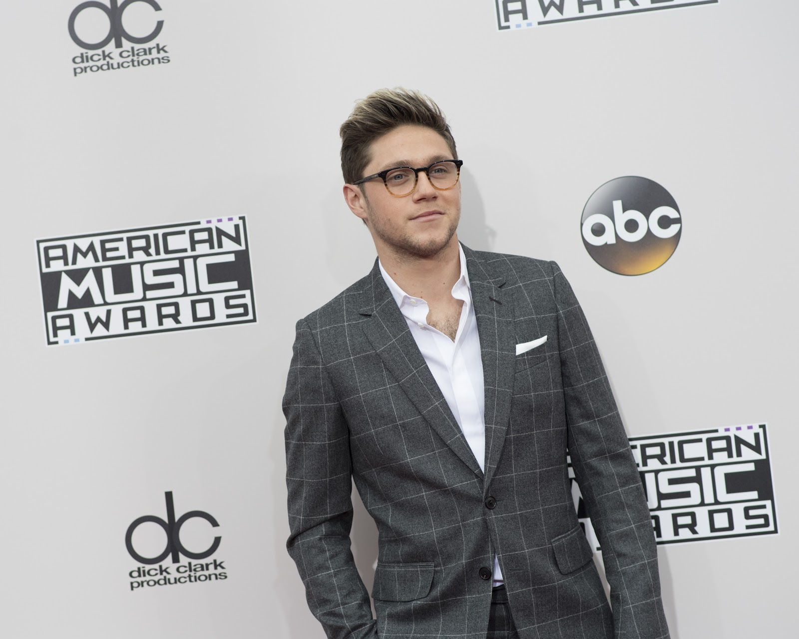 Niall Horan at the 2016 American Music Awards.