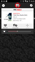Screenshot of RTL 102.5