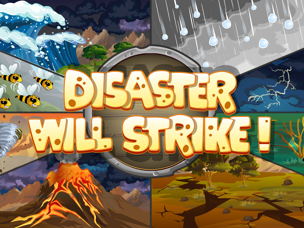 Disaster Will Strike- screenshot