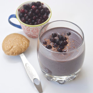 Wild Blueberry Power Smoothie Recipe