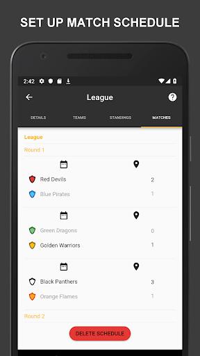 Winner - Tournament Maker App, League Manager 9.1.0 Screenshots 6