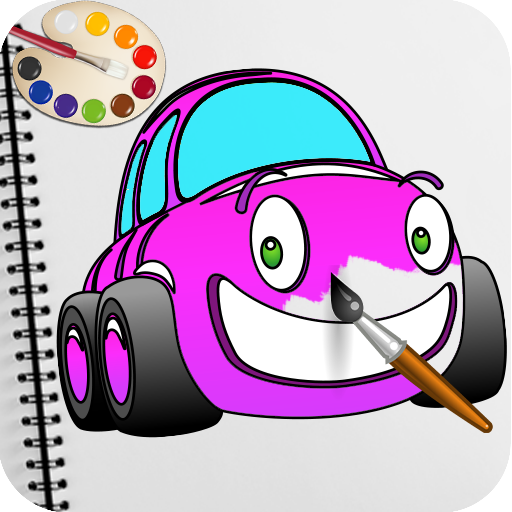 App Insights: Car Coloring Pages: Best Coloring Book Games ...