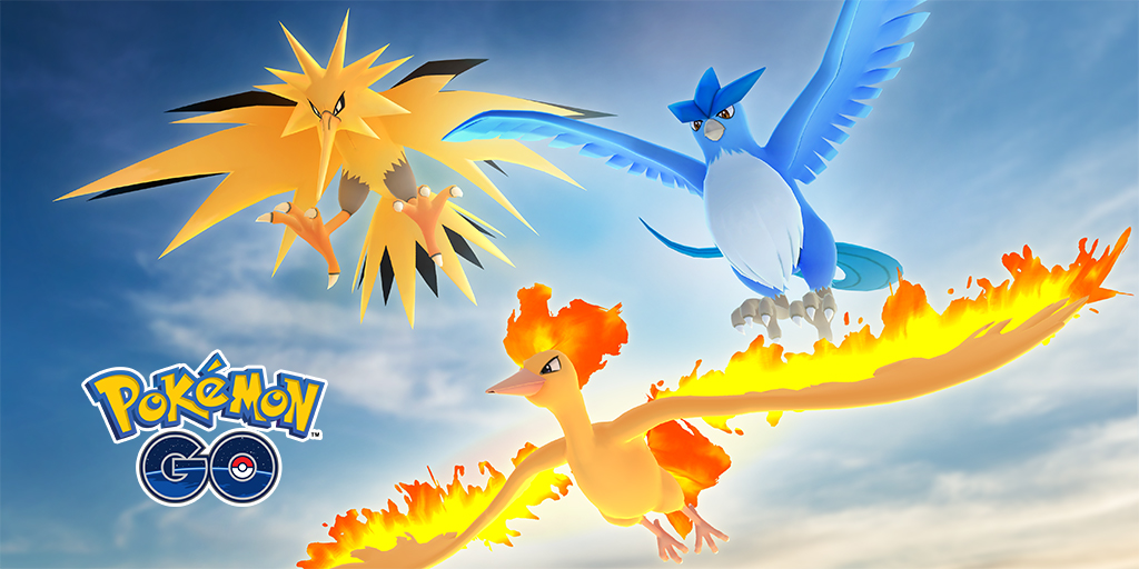 Close out the Pokémon Day weekend with a Kanto-themed Raid Day!