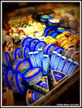 Photo: Look at all the different cheeses I had to choose from! I was in dairy heaven!