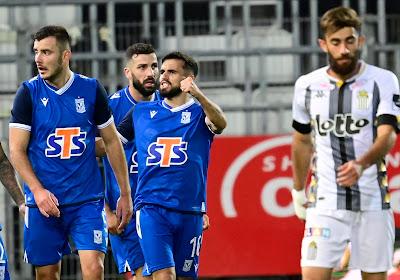 Enorme ontgoocheling voor Charleroi, dat echt wel in zijn eigen voet schoot tegen Lech Poznan
