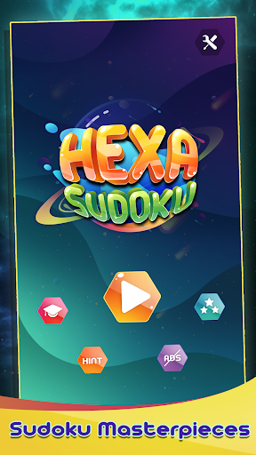 Hexa Sudoku - screenshot