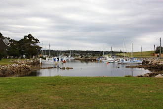 Photo: Year 2 Day 168 - The Harbour at Bermagui