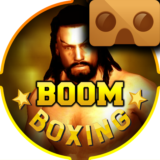 動作App|Boom Boxing - First person VR LOGO-3C達人阿輝的APP