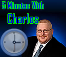 Subscribe to 5 Minutes With Charles