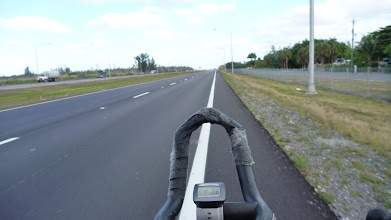 Photo: After the first 15 miles it gets much nicer