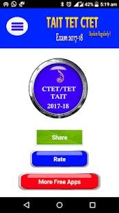 Maha TAIT TET CTET 2017 Exam Guide - náhled