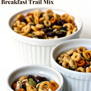 Brain-Boosting Breakfast Trail Mix