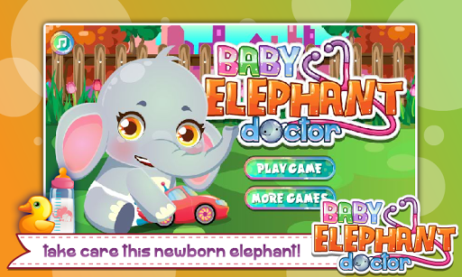 Baby Elephant Pet Care
