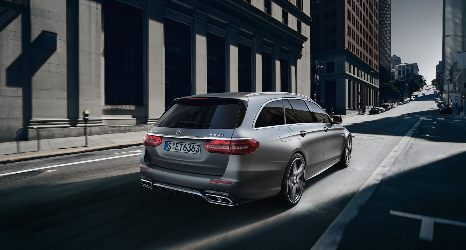 Risultati immagini per Mercedes-AMG E 63 S 4MATIC+ Estate