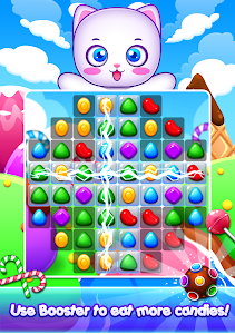 Candy Busters v1.2.15 (Mod Coins)