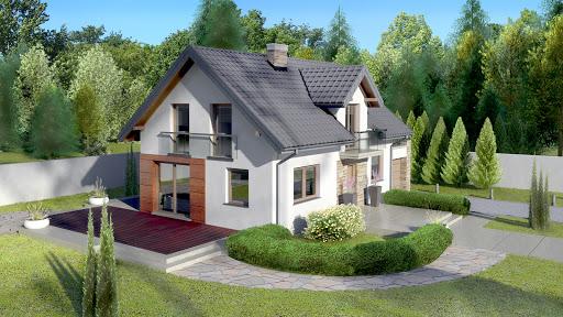 projekt Dom przy Alabastrowej 26