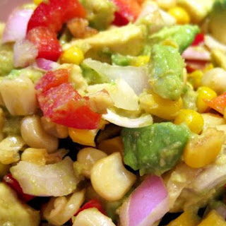 Corn Avocado Salsa