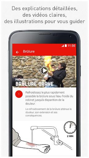Download L'Appli qui Sauve: Croix Rouge 3.2.0 2