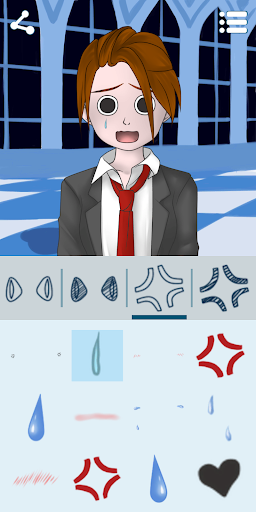 Avatar Maker: Anime screenshot 10